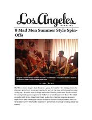 L.A. Magazine article