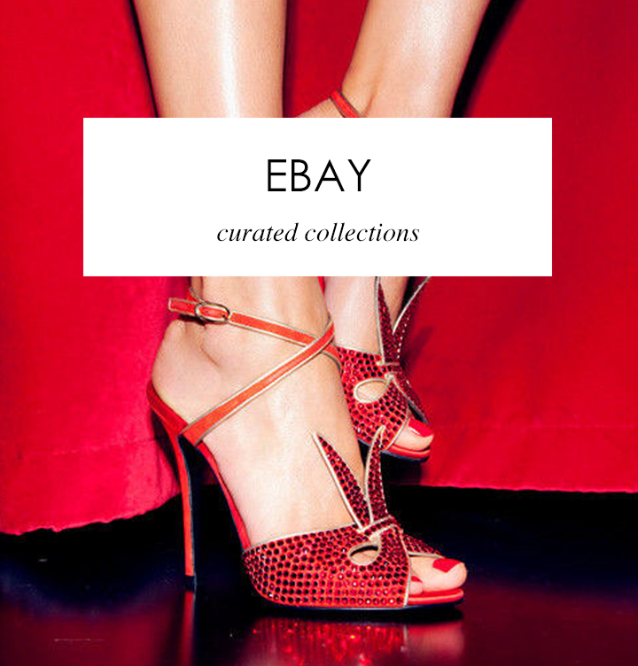 ebay - Janie Bryant curated collections